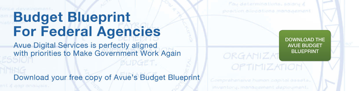Avue's America First Budget Blueprint for Federal Agencies