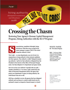 Avue Crossing the Chasm